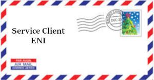 Contacter ENI par courrier