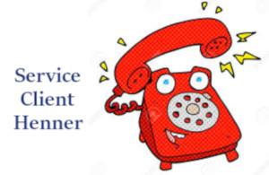 Téléphone Service Clientèle Henner GMC