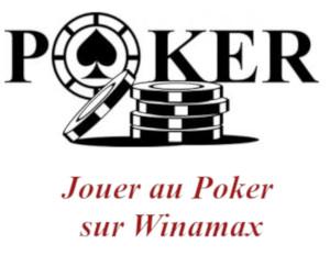 Winamax jeux de poker en ligne