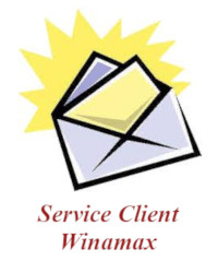 Joindre Winamax par courrier