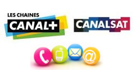 Comment contacter Canal plus