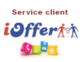 Service client iOffer contact