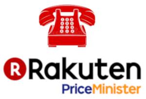 Contacter Priceminister par téléphone