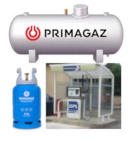 Services proposés par Primagaz