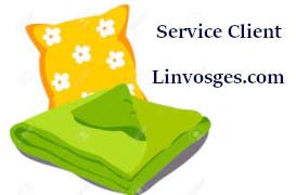 Contacter service clientèle Linvosges