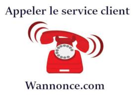 Numéro de téléphone Wannonce.com