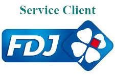 Service clientèle FDJ contact