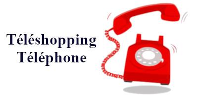 joindre le téléphone de téléshopping