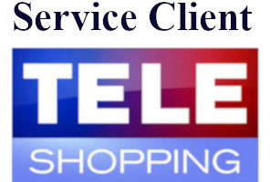 contacter service client teleshopping