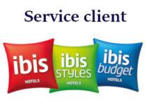 Service client Ibis hotel