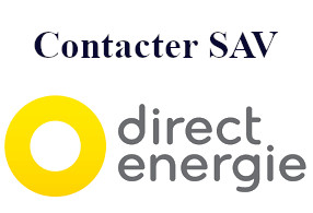 Contacter Direct Energie service client