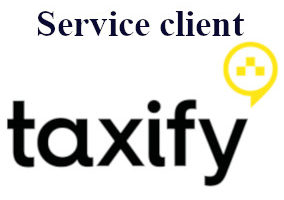 Contacter Taxify service client