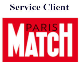 Paris match contact service client