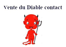 contact vente du diable