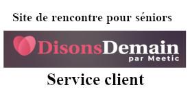 contacter disons demain service client