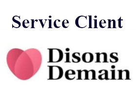 Disons Demain service client