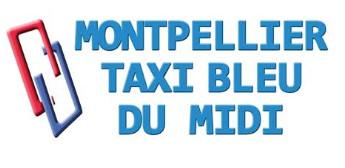 Service Taxi bleu Montpellier