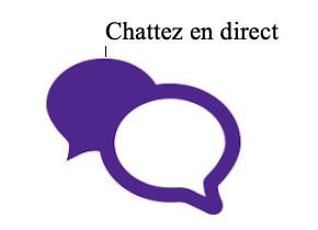 chat direct avec contact service client Fedex France