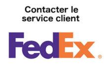 Contacter Fedex France