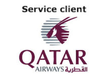 contacter Qatar Airways service client